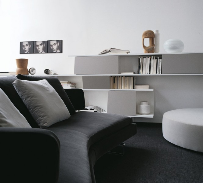 Monochrome-lounge-decor-665x599