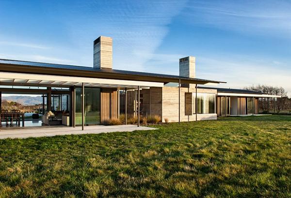 Pavilion-House