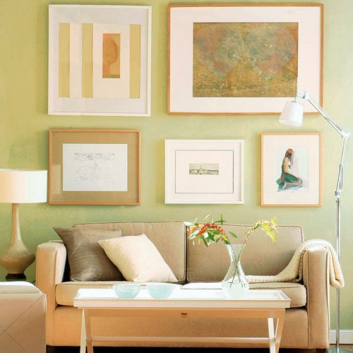 how-to-decorate-walls-with-pictures-10-500x500