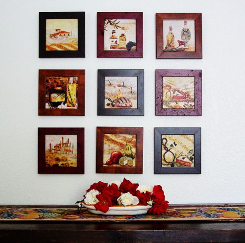 how-to-decorate-walls-with-pictures-31-500x496