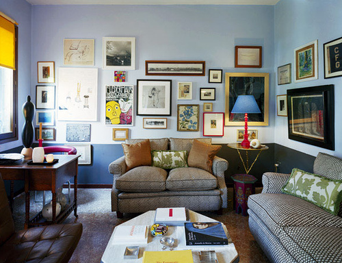 how-to-decorate-walls-with-pictures-34