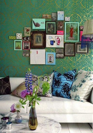 how-to-decorate-walls-with-pictures-41
