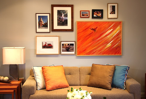how-to-decorate-walls-with-pictures-9