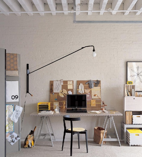 home office work space ideas (22)