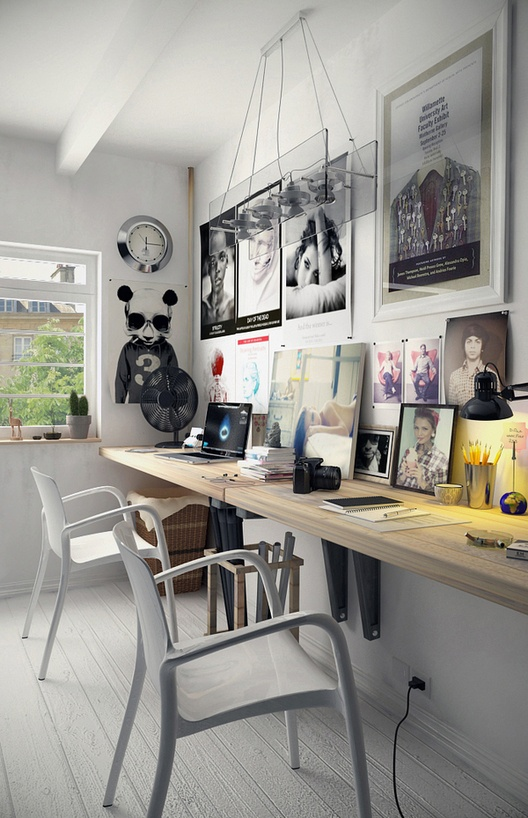 home office work space ideas (25)