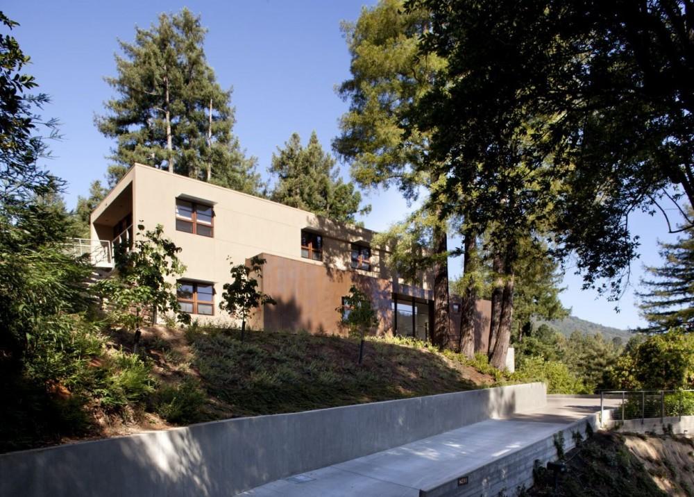 การออกแบบบ้านทรงเหลี่ยม