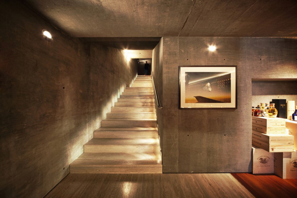 Casa-La-Atalaya-by-Alberto-Kalach-concrete-finished-walls