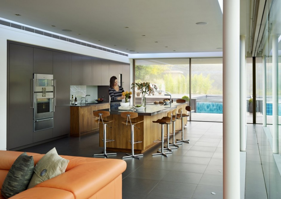 ห้องครัวและห้องครอบครัว