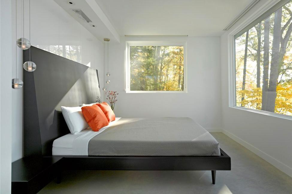 ห้องนอนขนาดพอดี
