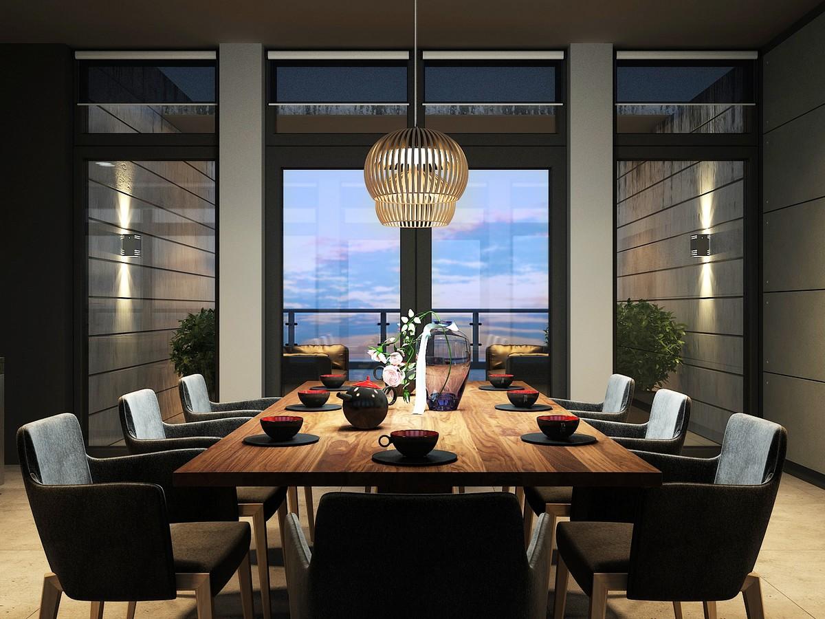 ห้องอาหารสวยๆ