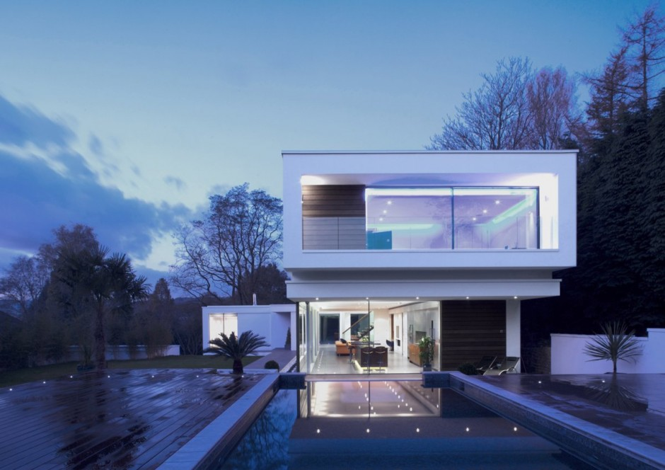 White Lodge by Dyer Grimes Architects 2