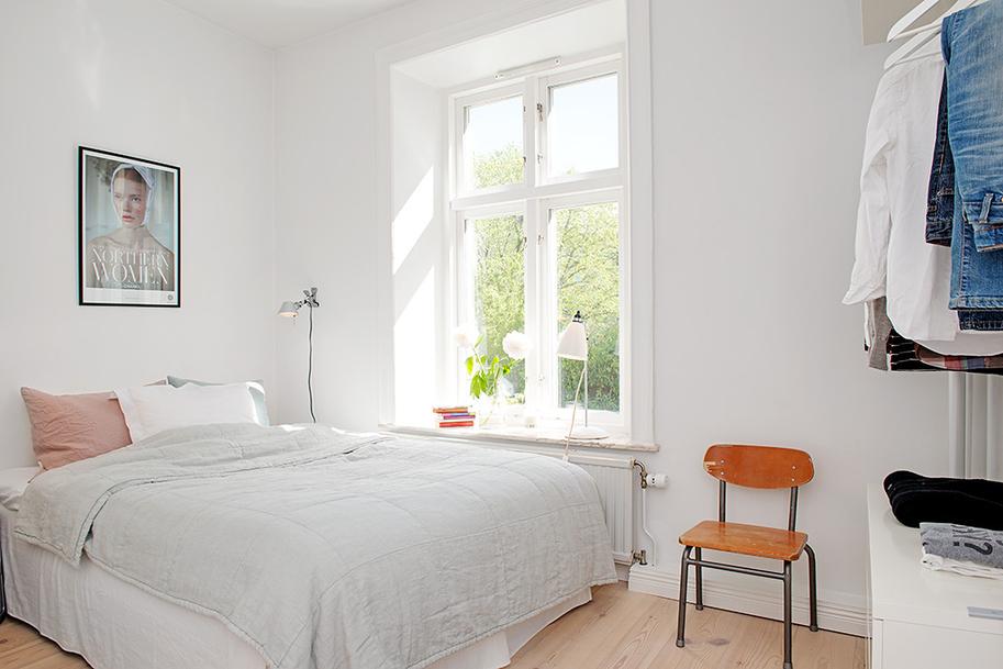 ออกแบบห้องนอนอย่างง่าย
