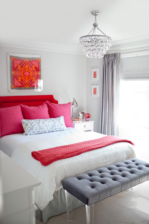 color bedroom design