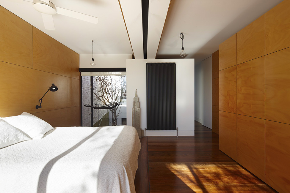 Wooden-bedroom