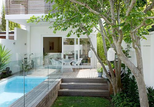 แบบสวนหน้าบ้าน
