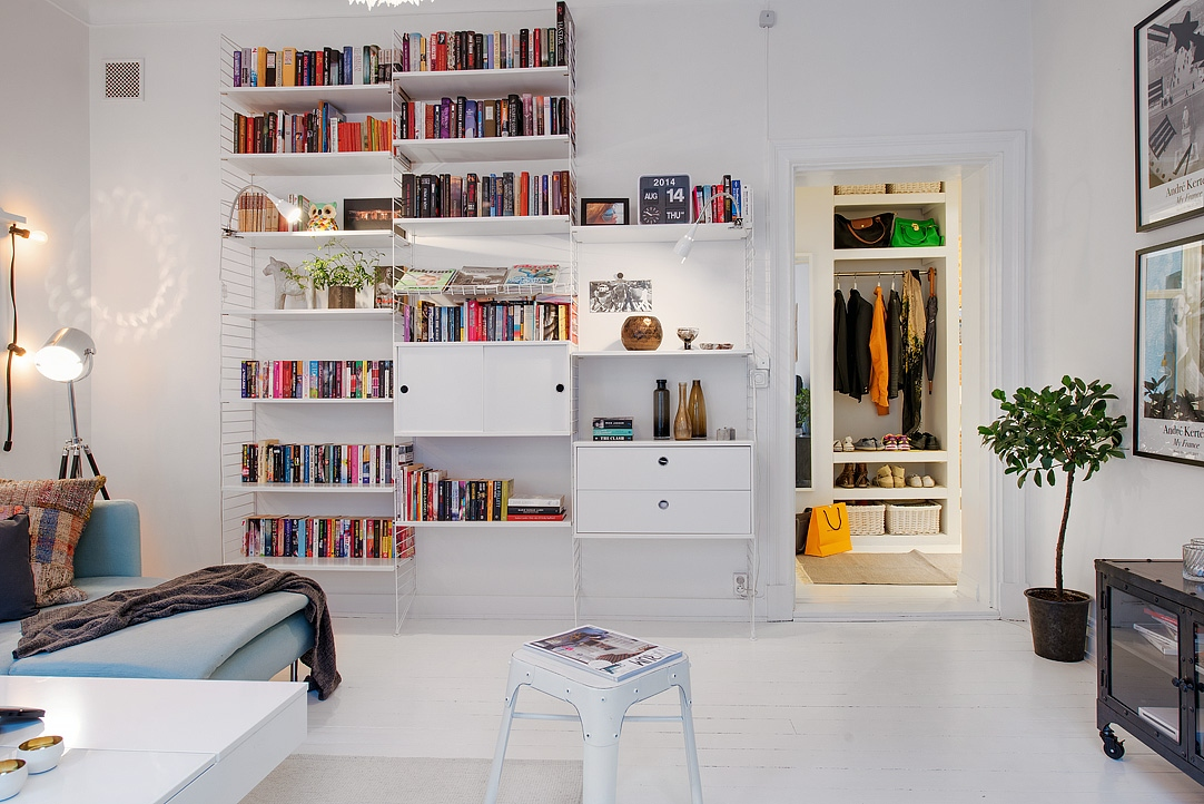 apartment-Scandinvian-interior