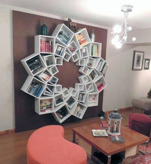 DIY-Flower-Bookshelves