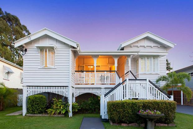 รูปแบบบ้านไม้ยกพื้นสูง