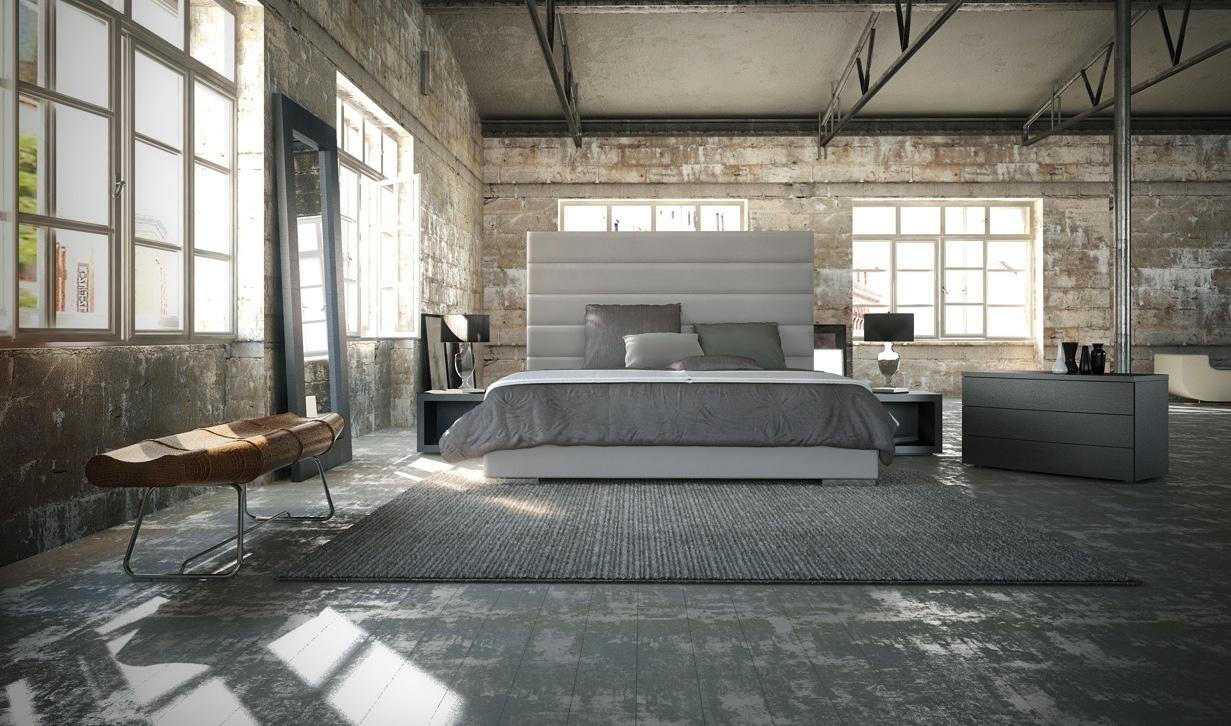 8. ห้องนอนปูนเปลือย