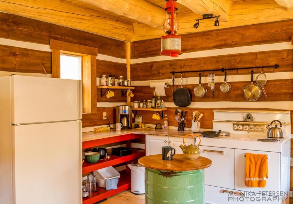 มุมห้องครัว