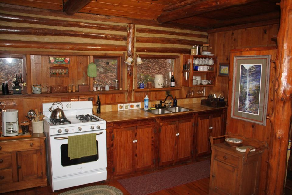 the-perch-ozarks-log-cabin-kitchen2-via-smallhousebliss