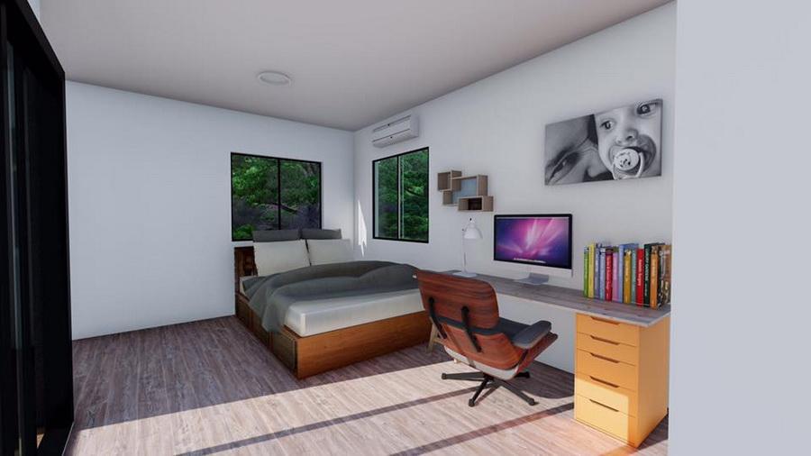 ออกแบบบ้านหลังเล็ก