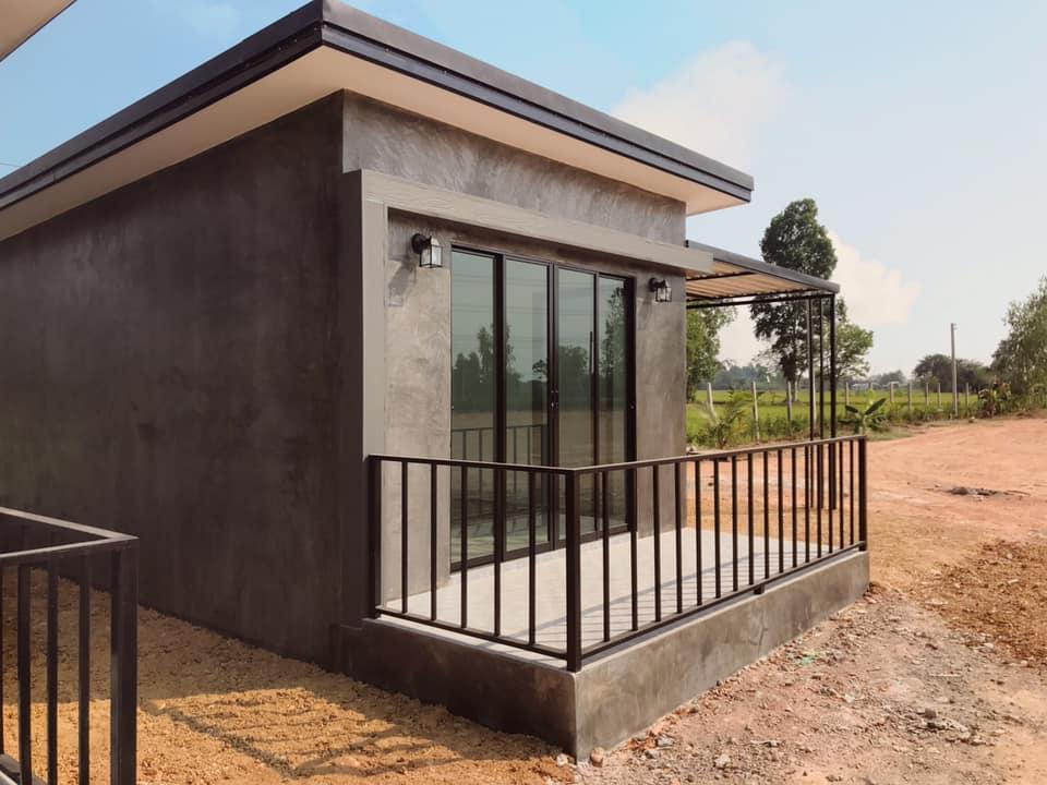 บ้านหลังเล็ก ๆ ราคา 180,000