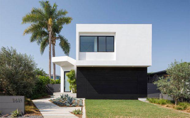 บ้านสีขาวดำ