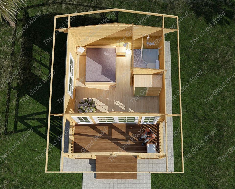 แปลนบ้าน 3 มิติ